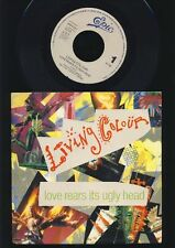 Living Colour - Love Rears Its Ugly Head - Time's Up - 7 Inch Vinyl  - HOLLAND