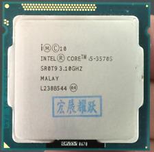 Intel Processor CPU Core 6M i5-3570S i5 3570S 3.1GHz  LGA1155 Desktop CPU