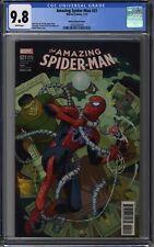 Amazing Spider-man (2015 4th Series) #21 CGC 9.8 Riveria Variant