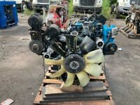 2006 International VT365 Diesel Engine, 200HP, All Complete and Run Tested