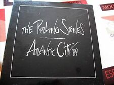 ROLLING STONES LIVE IN ATLANTIC CITY 1989  3 CD BOX SET