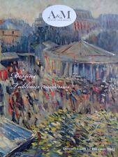 Catalogue de vente Art moderne Chasseriau Le Sidaner d'Espagnat Tarkoff Chareton
