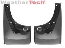 WeatherTech No-Drill MudFlaps - Chevy Suburban Z71 - 2007-2014 - Rear Pair