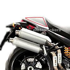 Ducati Monster - Tabelle portanumero posteriori a rigo - racing decals