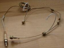 TOP Profi - Headset  Niere kompatibel mit Sennheiser EW 100,300,500 und Freeport