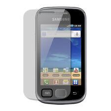 Samsung S5660 Galaxy Gio - 1x film de protection semi rigide + chiffon doux