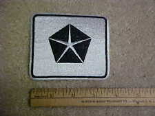 MoPar Pentastar PATCH N3U Plymouth Dodge Chrysler Cuda Challenger Charger Duster