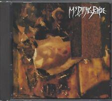 MY DYING BRIDE / THE THRASH OF NAKED LIMBS * NEW MAXI CD 1993 * NEU *