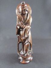 Wooden/Woodenware Figurines 1850-1899 Asian Antiques