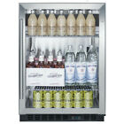Summit SCR610BL Summit SCR610BL - 24-Inch SS Commercial Beverage - Stainless photo