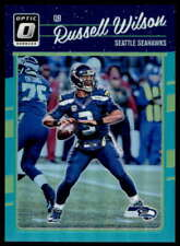 Russell Wilson 2016 Donruss Optic Holo #89 Seahawks