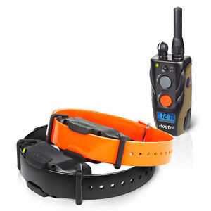Dogtra 1902S Remote Dog Training Collar - 1200M x2 Collars