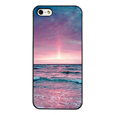 Pink Sunset Phone Case Fits iPhone