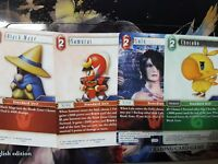 Final Fantasy Trading Card Game Opus VII Common  - YOU PICK FROM LIST!