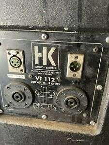 Monitorbox HK audio Systems VT112