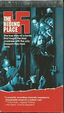 The Hiding Place (VHS) Rare Julie Harris Nazi Concentration Camps WWII 2