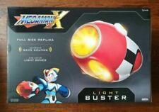 Mega Man X Light Buster (Full Size Replica) w/ Lights and Sounds [Capcom] NEW!