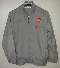Trainingsanzug Nike Arsenal Gunners 1886 grau blau PL Barclays Premier League