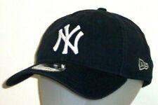 New York Yankees New Era Core Classic 9Twenty Navy Adjustable Slouch Hat / Cap