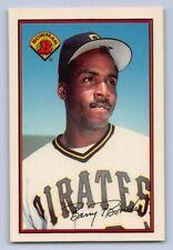 Verzamelingen 1992 Bowman #60 Barry Bonds Pittsburgh Pirates Baseball Card Honkbal