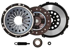 QSC Toyota Supra 1JZGTE 2JZGTE R154 Stage 1 Clutch Kit + Chromoly Flywheel