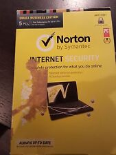 Symantec Norton Internet Security 2013 - 21305343 Small Business Edition 5 PCs