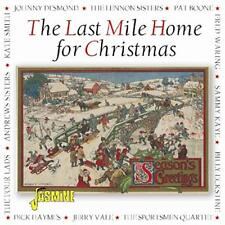 The Last Mile Home for Christmas [CD]