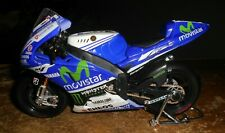 2013 1/10 scale maisto no.99 yamaha factory racing motorcycle in good shape used