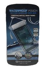 Spektrum Active Smart Phone Waterproof Pouch Case Built In Aux Input Jack New