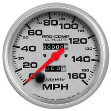 Autometer 4495 Ultra-Lite Speedometer Gauge 5 in., Mechanical