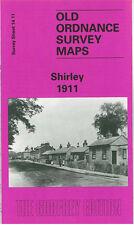 Old Ordnance Survey Maps Thames Ditton near Surbition Surrey 1895 Godfrey Edt