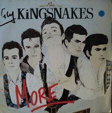 """The Kingsnakes - More - Vinyl 7"""" 45T (Single)"""