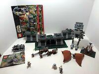 LEGO Star Wars LOT: The Battle of Endor 8038 + Clone Turbo Tank 75028