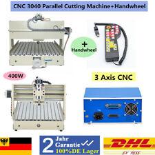USB CNC 3040 Router 3 Assi incisione Fresatura Scultura Tagliatrice Macchina+RC