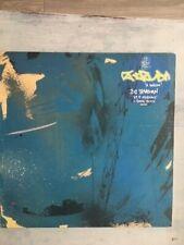 "DJ Krush - A Whim/ DJ Shadow 89.9 Megamix, 12"" Vinyl Mo Wax"