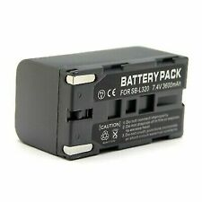 LASTS UP TO 3 HOURS! RAYOVAC LITHIUM ION CAMCORDER BATTERY COMPATIBLE WITH SAMSUNG CAMCORDERS