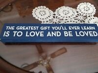 Sympathy Gifts For Loss of Loved One **NEW** In Memory 6x12 7732BC