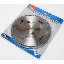 "Hilka TCT Circular Saw Blades 9.1/4"" 235mm Pack of 3 Assorted Teeth"