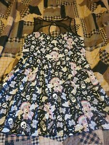 Hell Bunny S And M Plus Size Pin Up Dress 4xl