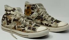 16a4dc0d88d1 CONVERSE ALL STAR CHUCK TAYLOR HI MEN SHOES DESERT CAMOUFLAGE AK659 SIZE 13  NEW
