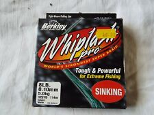 Berkley WHIPLASH PRO, affondamento, verde, 8lb125yds (state in magazzino) #1