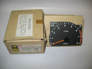 New OEM 1995 Isuzu Trooper Honda Passport Instrument Tachometer Gauge Meter