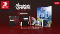 Xenoblade Chronicles Definitive Edition Collector Edition - Nintendo Switch 2020
