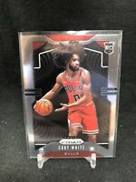 2019-20 Panini Prizm Coby White Base Rookie RC #253 Chicago Bulls A02