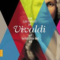 In Search of Vivaldi: Operas, Sacred Music, Concertos [CD]