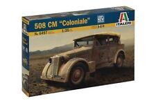 Italeri Fiat Model Building Toys