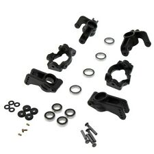 Team Losi 8IGHT 4.0 Buggy 1/8: Front & Rear Axle Carriers, Knuckles & Uprights