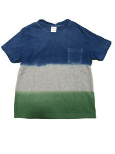 Hanna Andersson color block t-shirt - size 140/US 10