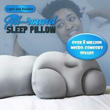 Memory Sleep Pillow 3D All-round Clouds Pillow Memory Foam Soft Neck Pillow Hot#