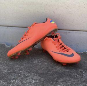 Nike Mercurial Vapor 8 VIII Mango US7.5 UK6.5